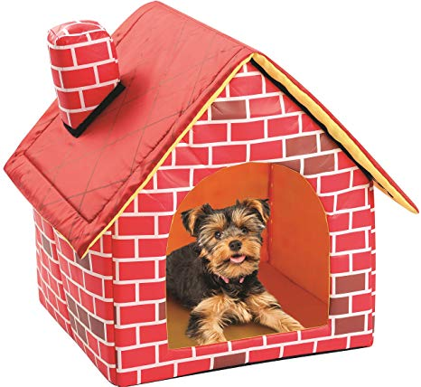 Soft-sided Dog House