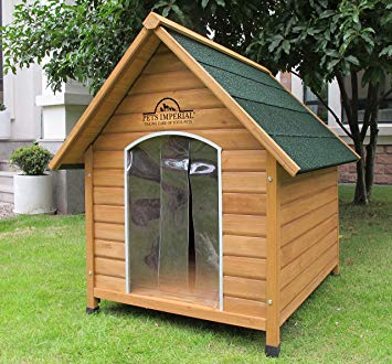 Removable Floor Dog House