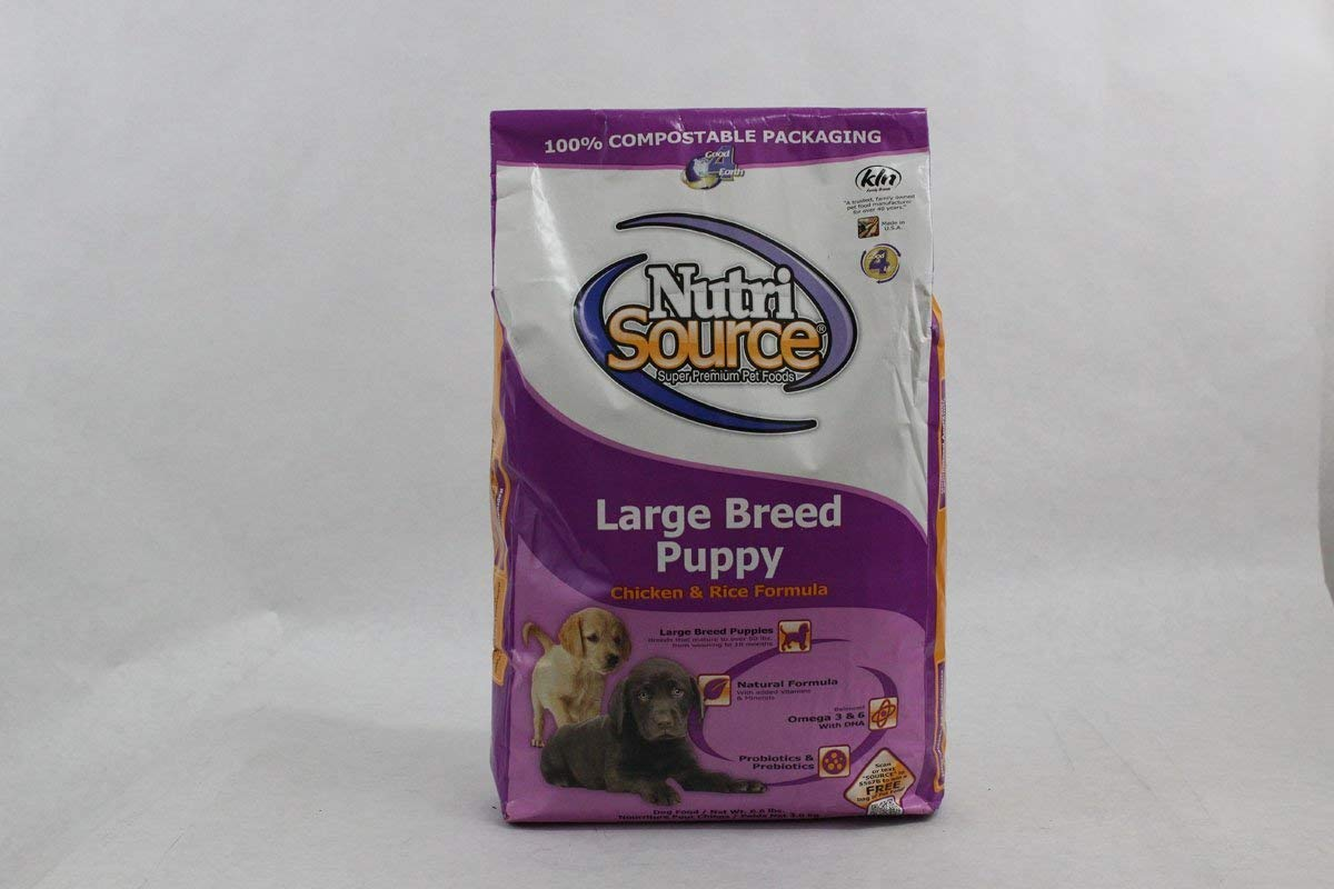 nutrisource large breed puppy food reviews