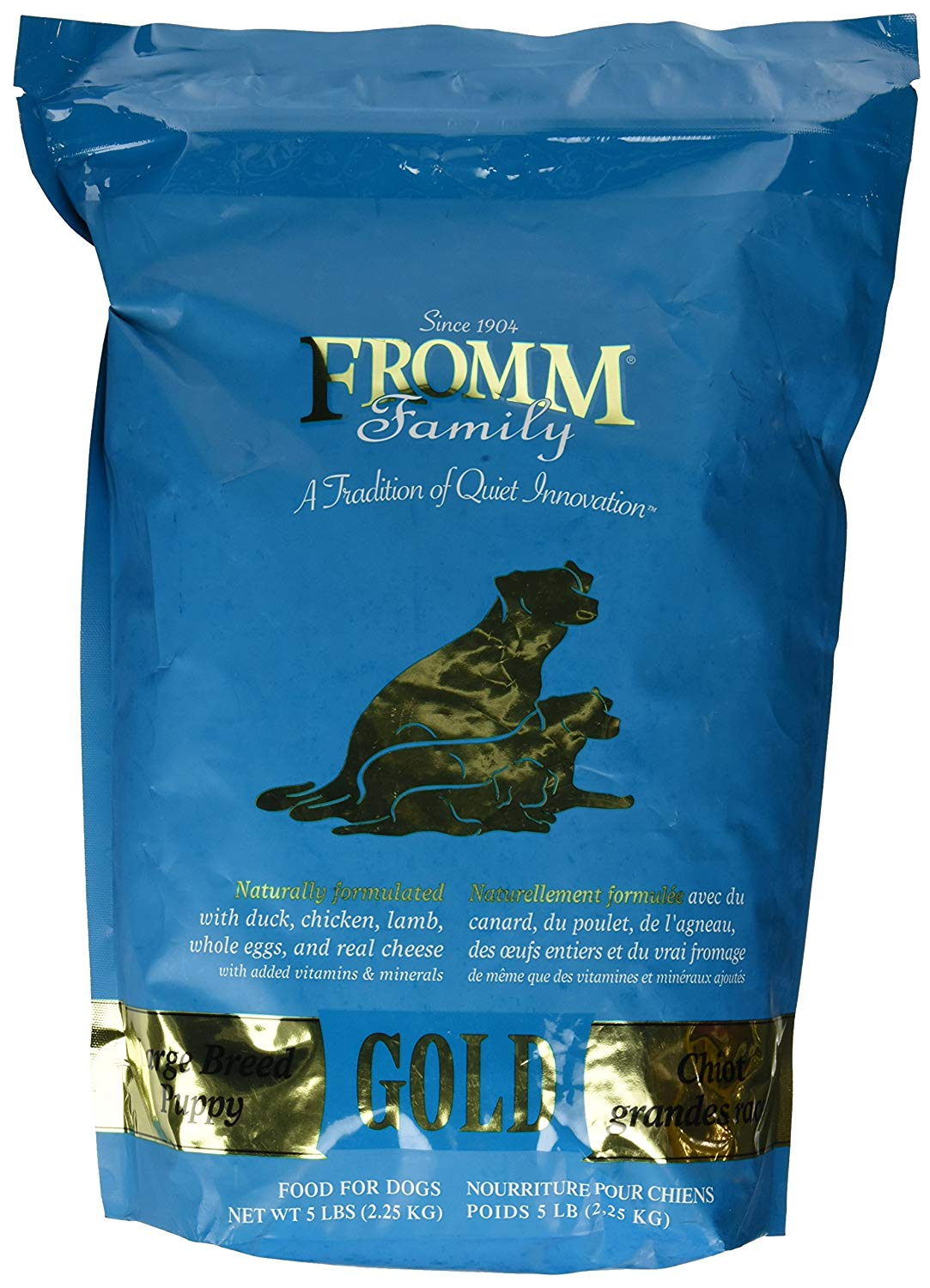 fromm puppy food