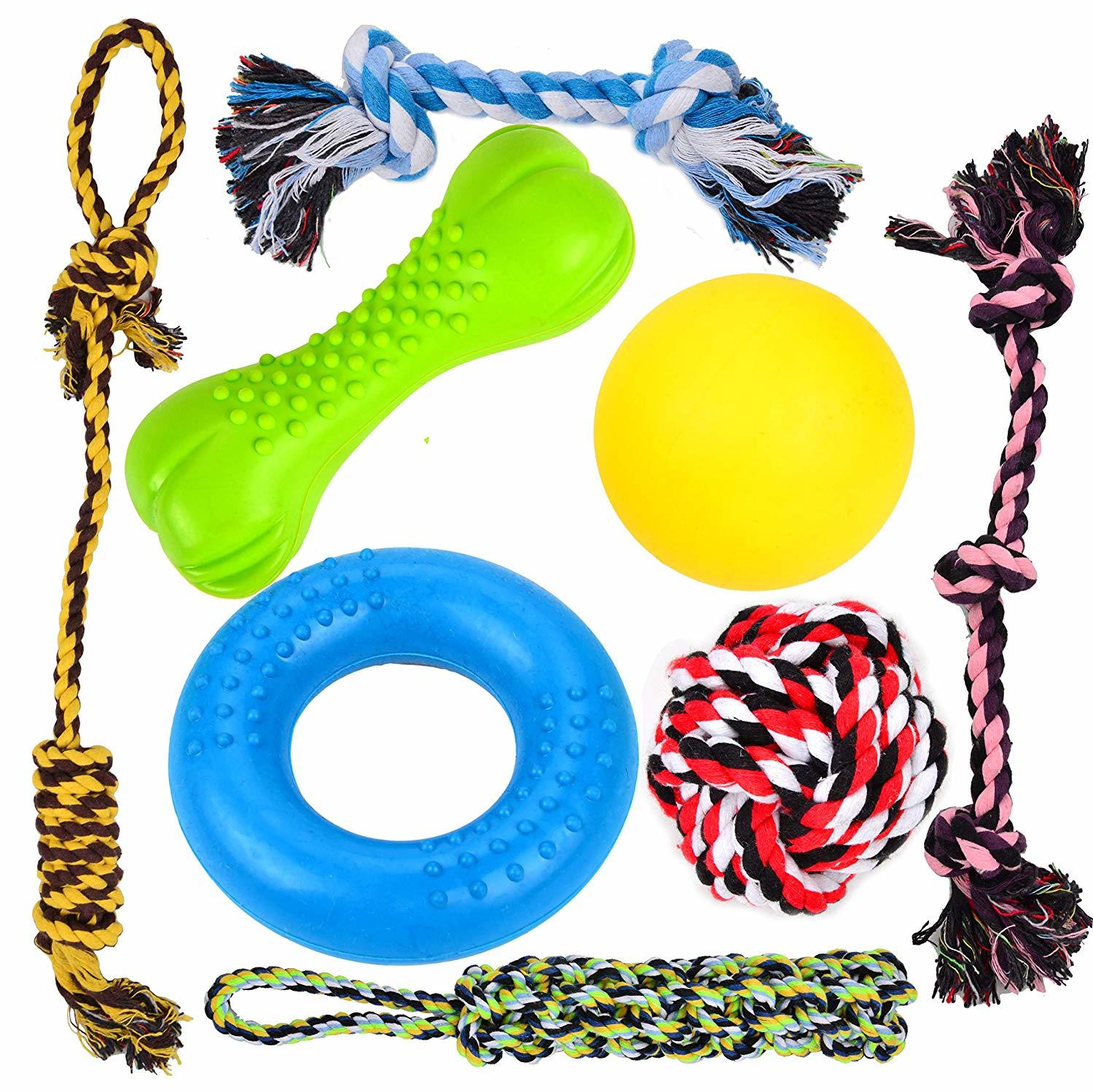 Puppy Toys Best Chew Toys For Teething Puppies Review