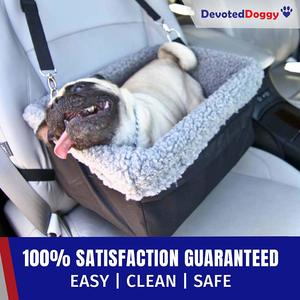 large dog car seat
